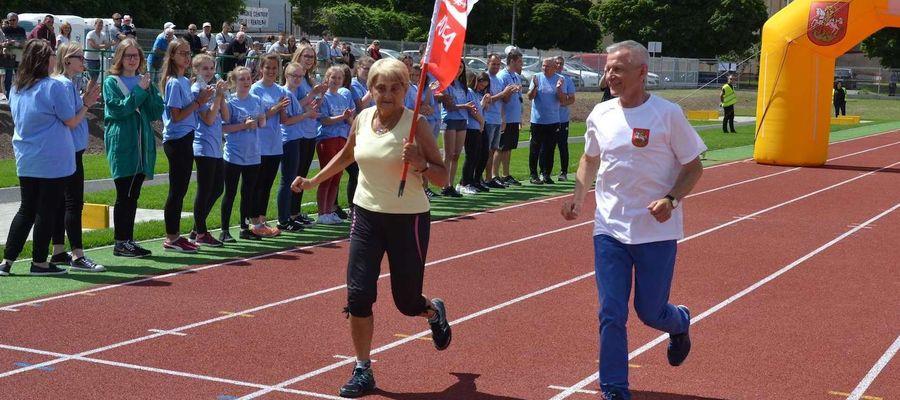 Czesław Najmowicz wymyślił i przez lata organizował bieganie po ulicach Ostródy