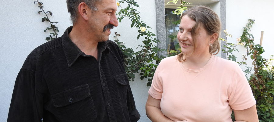 Piotr i Mariola Szaja z Nalikajm