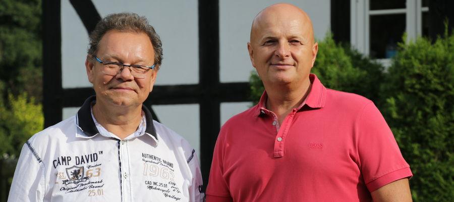 Jacek Zdrojewski i Zbigniew Zygadło: Wygląda na to, że mamy nowy gatunek win — Wina Żywe