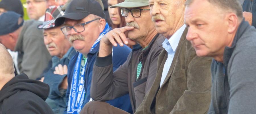 Kibice Jezioraka oglądali w sobotę zwycięstwo swojej drużyny