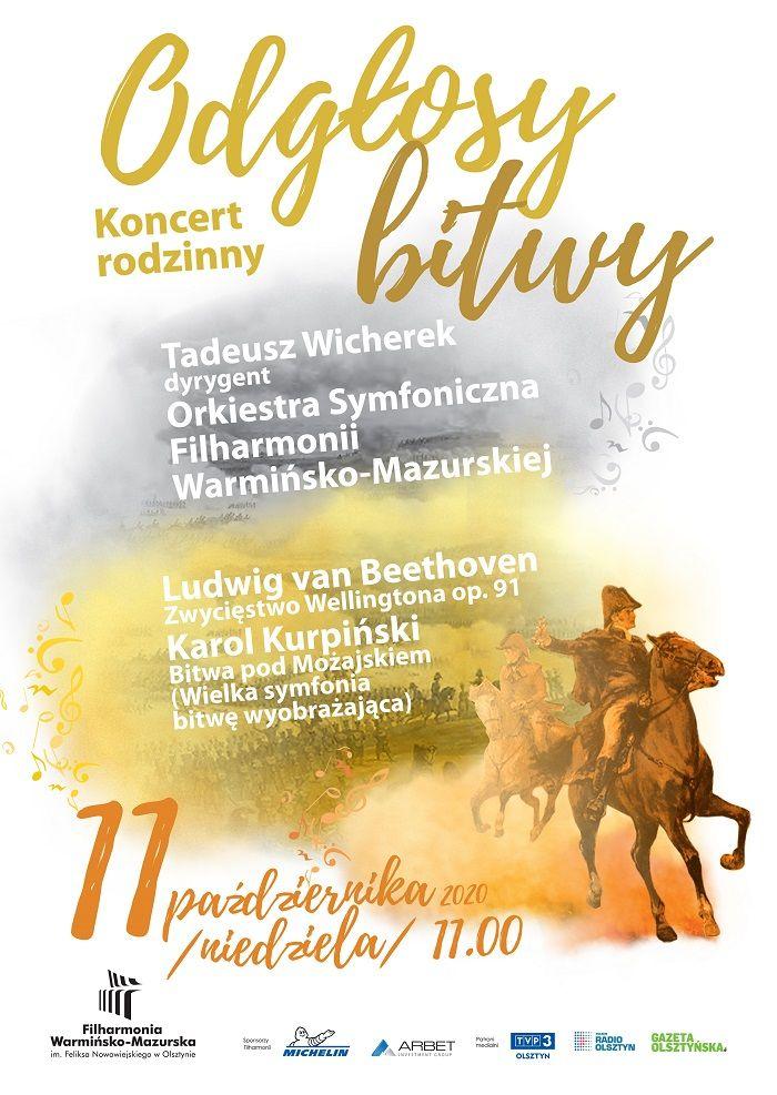 Koncert rodzinny w Filharmonii – Odgłosy bitwy - full image