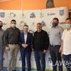 Mariusz Wilk wszedł do zarządu Jezioraka! W ratuszu doszło do spotkania burmistrza i przedstawicieli klubu