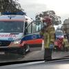 Potrącenie dziecka na przejściu dla pieszych. Chłopiec trafił do szpitala