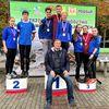 7 medali dla biegaczy MKS Truso