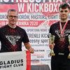 Marcin Dolecki został podwójnym mistrzem Polski w kickboxingu