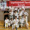 Karatecy wrócili z Sandomierza z siedmioma medalami