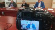 Zobacz relację wideo z konferencji prasowej w starostwie