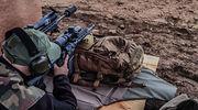 Cywile walczyli na poligonie z żołnierzami