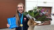 Agata Barwińska: To wielka duma zdobywać medale dla Iławy i MOS-u! [foto]