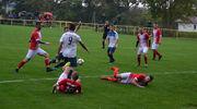 We Frygnowie piłkarze Grunwaldu osłabli po przerwie i przegrali [ZDJĘCIA]