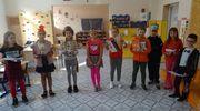 Dzień głośnego czytania w Szkole Podstawowej w Nakomiadach