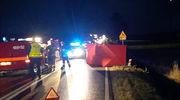 Weekend na drogach || Nie udało się uratować rowerzysty z Rożentala