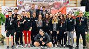 10 medali AZS UWM Olsztyn