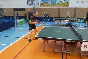 Reprezentanci gminy Lubawa na Turnieju LZS w tenisie stołowym