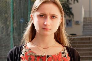 Aleksandra studentka UWM