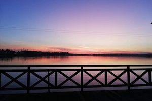 Wymień zdjęcie na prenumeratę: jezioro Drwęckie w Ostródzie