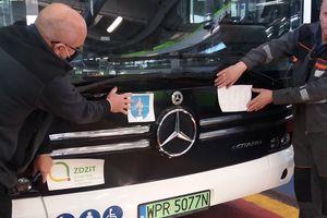 Testy elektrycznego autobusu na ulicach Olsztyna