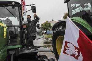 Protest rolników: Inni będą się cieszyć, a nas utopicie w szambie