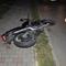 Tragedia w Kisielicach. Nie żyje motocyklista, jechał bez kasku [ZDJĘCIA]
