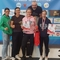 Thor z medalami po ełckich Mistrzostwach Polski K1 Rules - Oliwia Gajewczyk obroniła tytuł Mistrzyni Polski