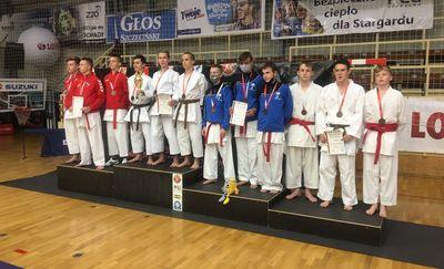 Cztery medale karateków Andrexu [ZDJĘCIA]
