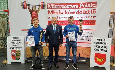 Hubert Pietrzak i Bartosz Burski Mistrzami Polski!