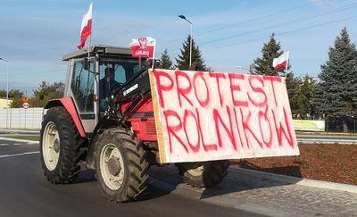Jutro rolnicy zablokują drogi. Będą utrudnienia w ruchu!