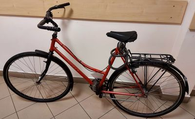 Poszukujemy właściciela roweru