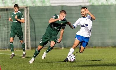 Piłkarze Sokoła wygrali czwarty mecz, we Wrocławiu ograli rezerwy Śląska