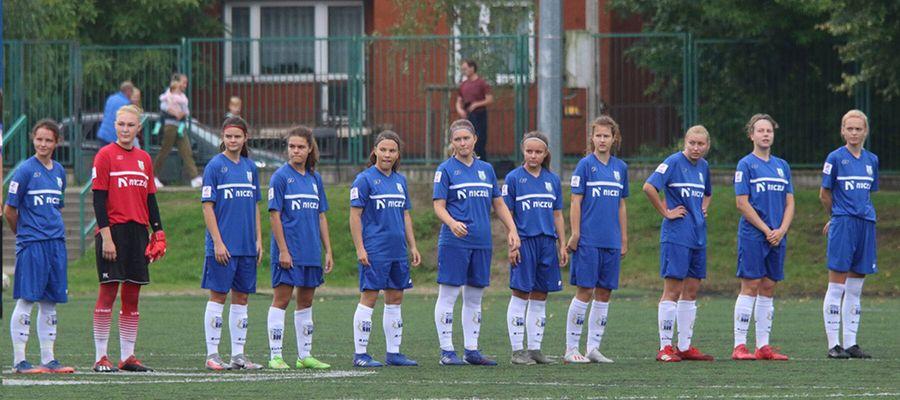 Juniorki AS Stomil Olsztyn grają coraz lepiej i są na piątym miejscu w tabeli