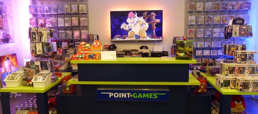 Jedyny taki sklep w regionie! Odwiedź Point Games w Iławie