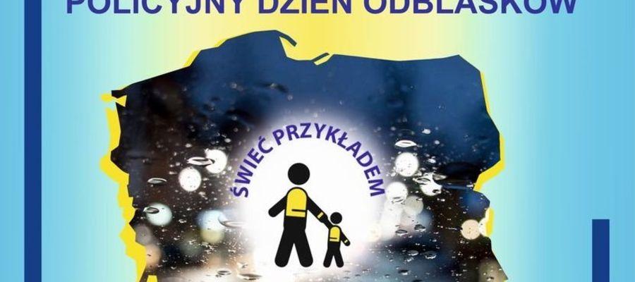 Dziś Ogólnopolski Policyjny Dzień Odblasków 2020