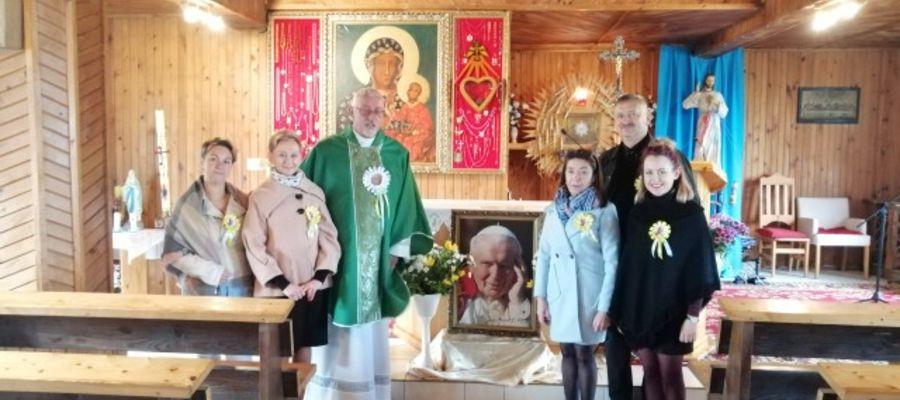 Wspominali postać świętego Jana Pawła II i jego nauczanie