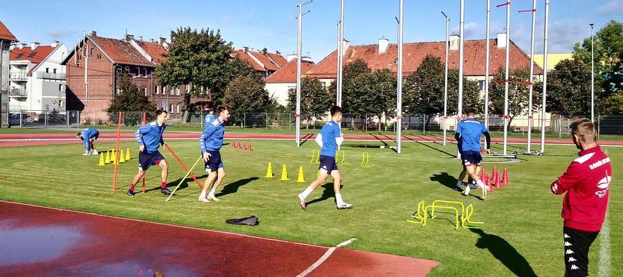 Piłkarze Sokoła planują rozegranie meczu ze Śląskiem II
