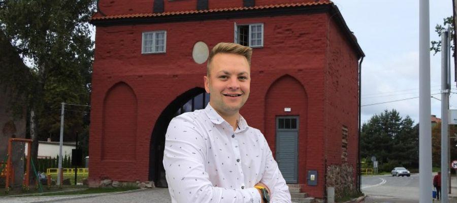 Paweł Wołoch będzie dyrektorem ośrodka kultury i biblioteki w Bisztynku.