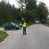 Straż graniczna zakończyła pijacką wycieczkę gołdapskiego seniora