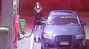 Kradzież paliwa. Policja szuka sprawców