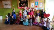 Andrzejki w oddziale przedszkolnym w Bezledach