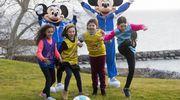 W Kurzętniku Disney wprowadza w świat piłki nożnej