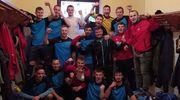 Siódme ligowe zwycięstwo Grunwaldu z dedykacją dla Pawła Fafińskiego