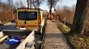 Naprawią chodnik i dla bezpieczeństwa zamontują barierki
