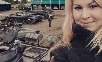 Aleksandra Bazarewicz: Militaria to część mojego życia [ROZMOWA]