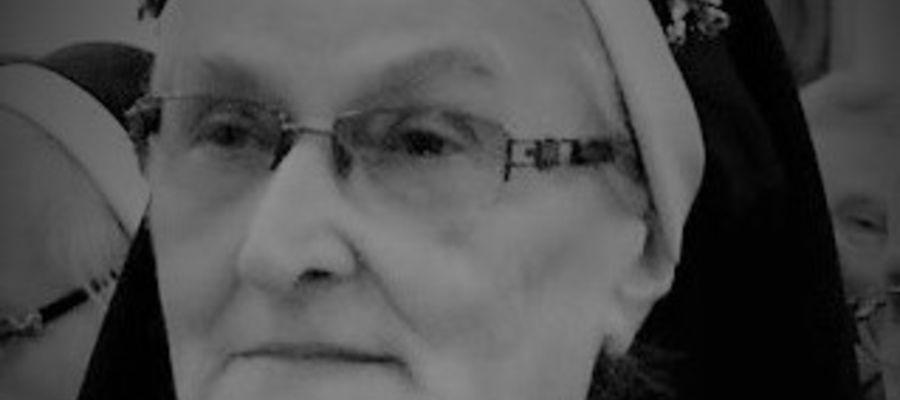 Anna Lewicka - siostra Michaela miała 88 lat, dziś odbył się jej pogrzeb