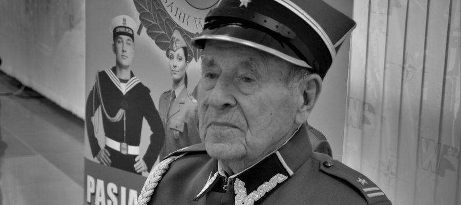 Zmarł ostatni uczestnik bitwy pod Gajrowskimi - mjr Lucjan Deniziak