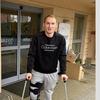Piłkarz Jezioraka Arkadiusz Kuciński już jest po operacji
