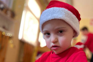 Świąteczny Brzdąc: Natan Laskowski