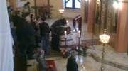 Wielki Piątek w giżyckiej cerkwi