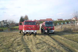 Zarzuty dla szefa strażaków z OSP Ostróda