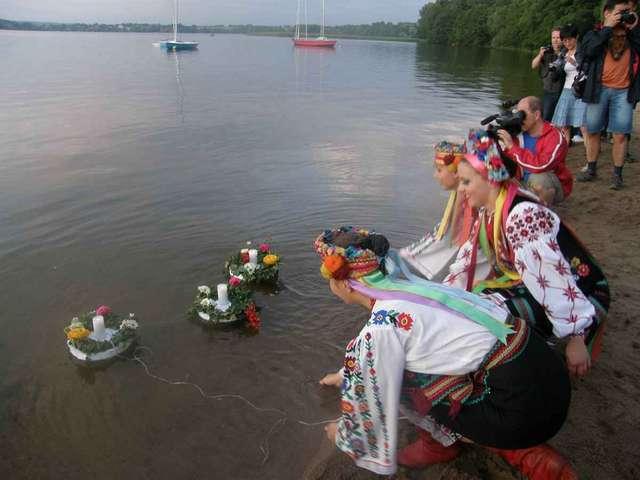 Kruklanki: Nicz na Iwana, na Kupała - full image