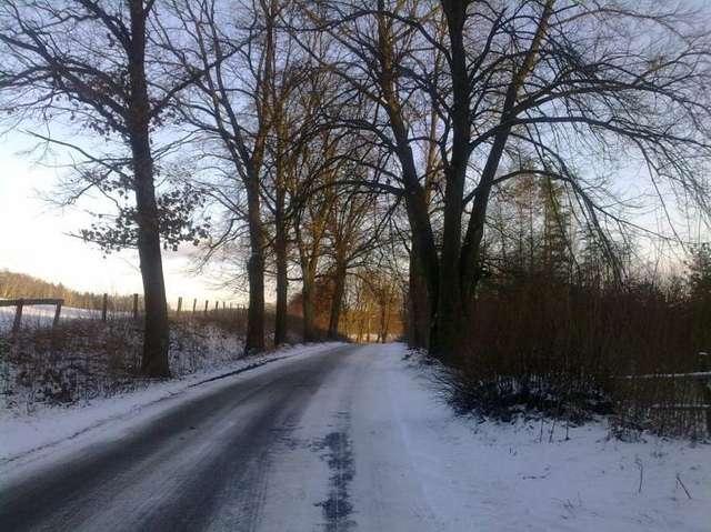 Barczewo - Barczewko: zimowe zmagania i piękne widoki - full image